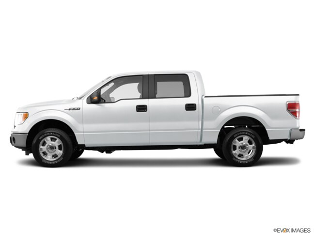 2014 Ford F-150 XLT 4WD SuperCrew 145 XLT