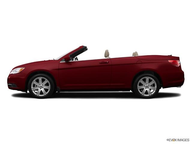 2014 Chrysler 200 Touring Convertible
