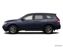 Bargain Used 2014 Nissan Pathfinder S SUV for sale near Hartford
