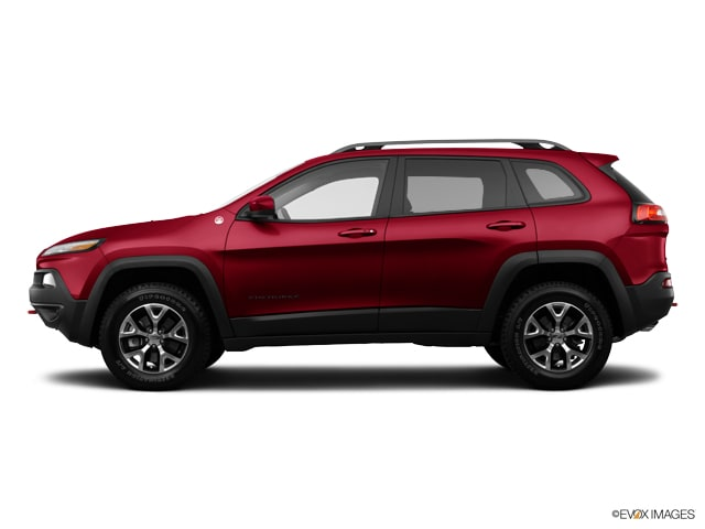 Used 2014 Jeep Cherokee Trailhawk 4WD Trailhawk Loveland
