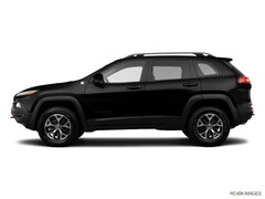 Used 2014 Jeep Cherokee Trailhawk 4x4 SUV in Medina OH