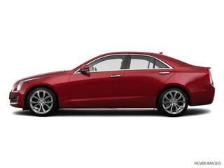 2014 CADILLAC ATS 3.6L Premium Sedan