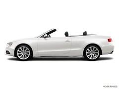 2014 Audi A5 2.0T Premium (Tiptronic) Convertible