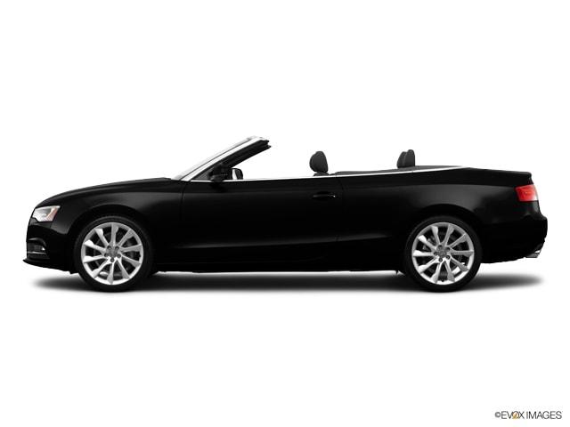 2014 Audi A5 2.0T Premium Plus Convertible