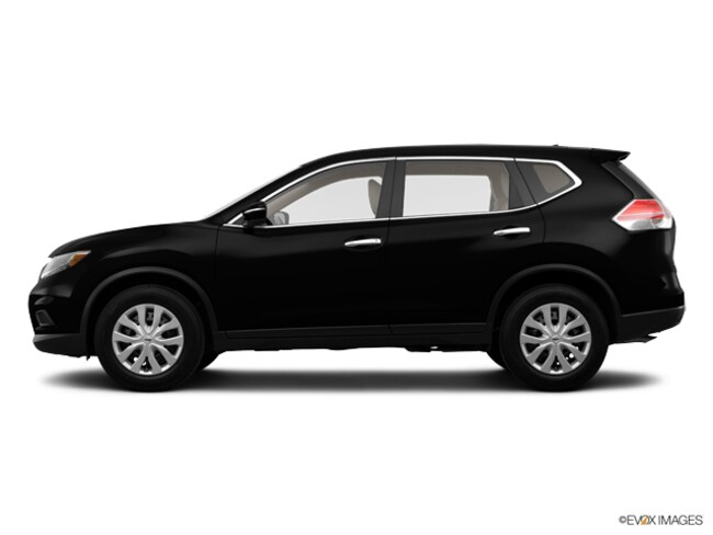 Used 2014 Nissan Rogue SUV Super Black For Sale in Fresno CA | Stock ...