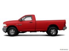 2014 Ram 2500 Tradesman Truck Regular Cab