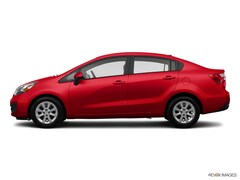 2014 Kia Rio LX Front-Wheel Drive  Sedan