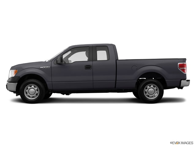 2014 Ford F-150 XLT w/Chrome, Convenience & Plus Package Truck SuperCab Styleside 1FTFX1CF3EFC73353
