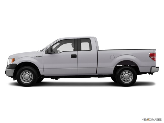 Used 2014 Ford F-150 XLT Extended Cab Pickup fo sale in Bennington VT