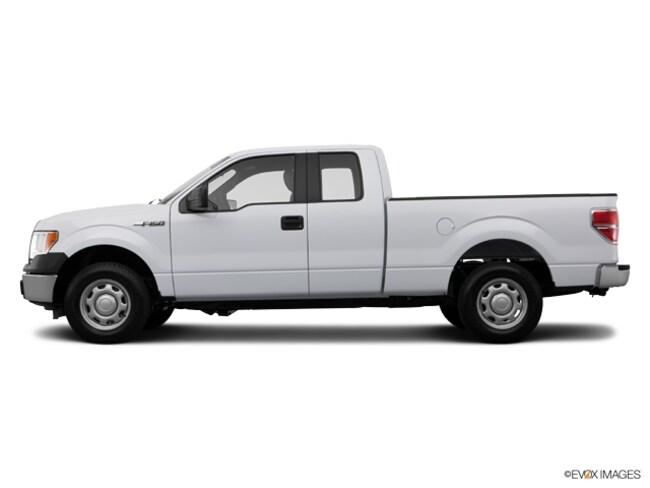 2014 Ford F-150 XLT Truck SuperCab Styleside