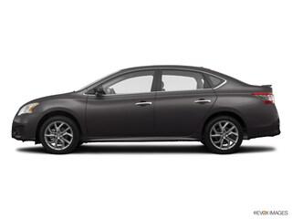 2014 Nissan Sentra 4dr Sdn I4 CVT SR Sedan
