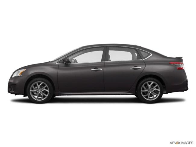 Used 2014 Nissan Sentra 4dr Sdn I4 CVT SR Sedan Stockon, CA
