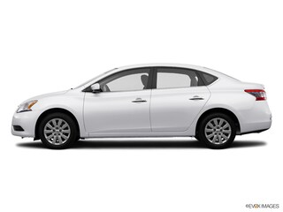 used 2014 Nissan Sentra SV Sedan in Lafayette