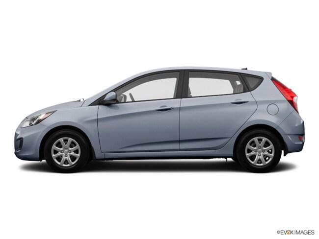 Used 2014 Hyundai Accent GS Hatchback for sale near Atlanta