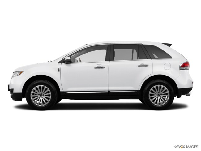 2014 Lincoln MKX All-Wheel Drive with Locking Differential  S