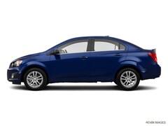 2014 Chevrolet Sonic LT Auto Sedan