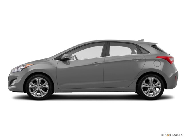 Used 2014 Hyundai Elantra GT Base Hatchback for sale in Charlottesville