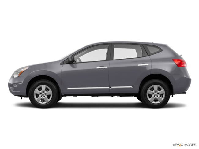 2014 Nissan Rogue Select AWD 4dr S Bluetooth, Back-up Camera Sport Utility