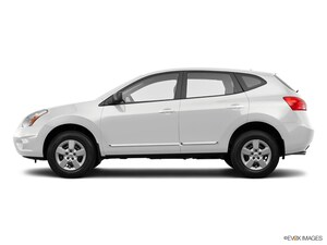 2014 Nissan Rogue Select S FWD