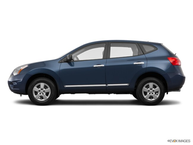 Used 2014 Nissan Rogue Select S SUV in Wallingford CT