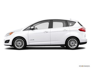 Certified Pre-Owned 2014 Ford C-Max Hybrid SEL Hatchback Fresno, CA