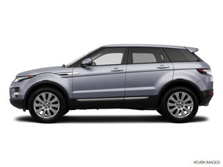 Used 2014 Land Rover Range Rover Evoque Pure SUV for sale in Colorado Springs