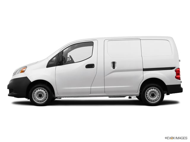 2014 Nissan NV200 S Van Compact Cargo Van