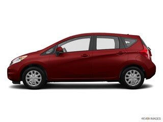 2014 Nissan Versa Note SV Hatchback