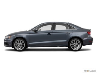 Certified Pre-Owned 2015 Audi A3 2.0T Premium (S tronic) Sedan WAUEFGFF8F1061895 for Sale in Matthews, NC