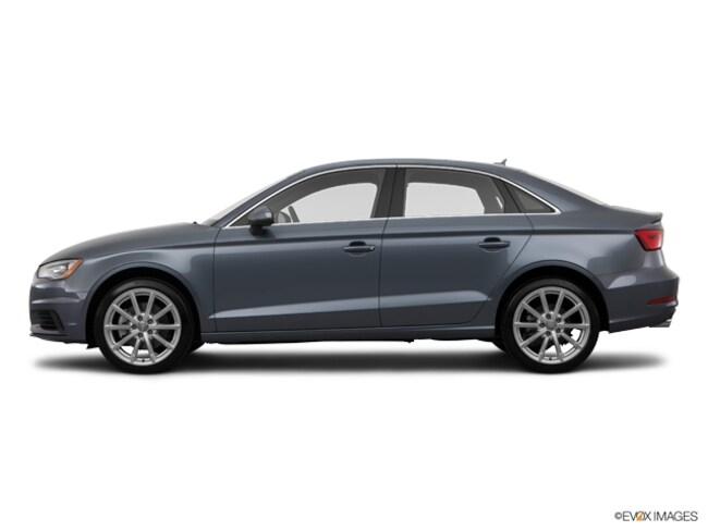 2015 Audi A3 2.0T Premium Plus (S tronic) Sedan