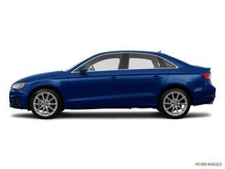 Used 2015 Audi A3 2.0T Premium Plus Sedan WAUEFGFF4F1038047 for sale in Boise at Audi Boise