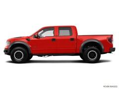 Used 2014 Ford F-150 SVT Raptor Truck SuperCrew Cab for sale in Elko NV