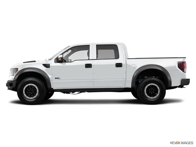 2014 Ford F-150 SVT Raptor 4WD SuperCrew 145 SVT Raptor