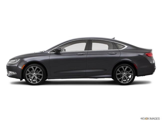 2015 Chrysler 200 C Sdn FWD
