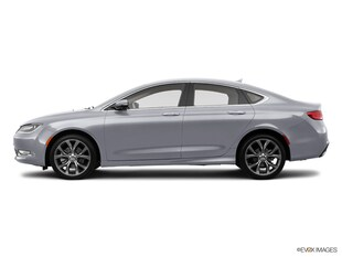 2015 Chrysler 200 4dr Sdn C FWD Car