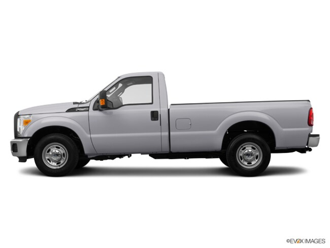 Used 2015 Ford F-250 4WD Regular Cab 137 XL Truck near Manchester, NH