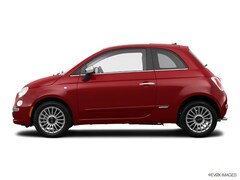 2014 FIAT 500 Lounge Hatchback