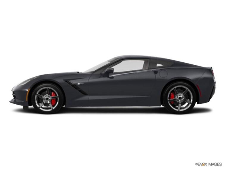 Used 2014 Chevrolet Corvette Stingray Base Coupe Hadley