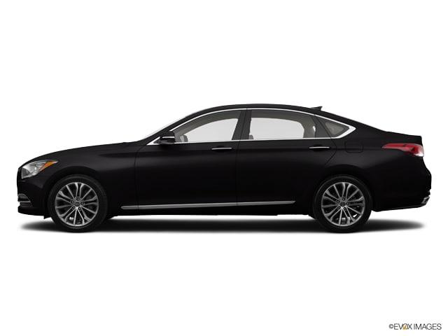 2015 Hyundai Genesis 3.8 Sedan Rear-wheel Drive