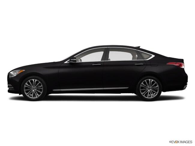 2015 Hyundai Genesis Sedan 3.8