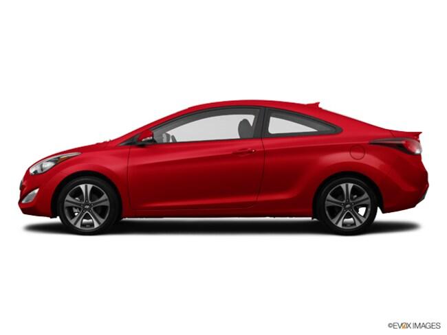 2014 Hyundai Elantra Base Coupe