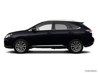 2015 LEXUS RX SUV