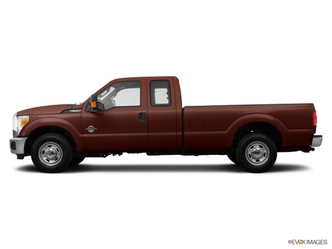 2015 Ford F-350 4WD Crew Cab 172 King Ranch