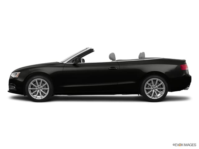 2015 Audi A5 2.0T Premium Plus quattro Navigation, Rearview Cam Convertible