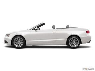 2015 Audi A5 2.0T Premium (Tiptronic) Convertible