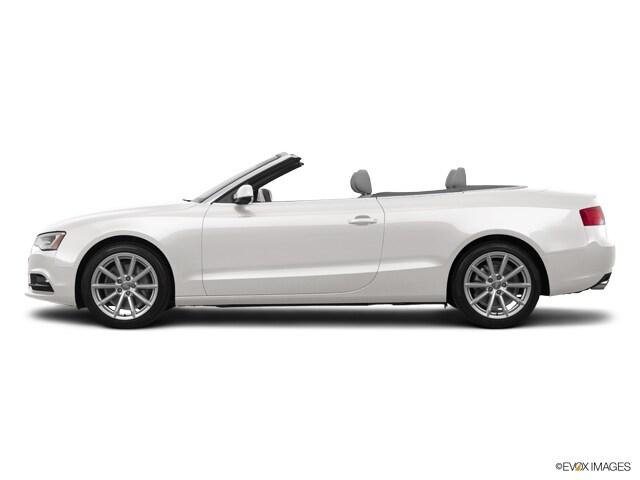 Certified Pre-Owned 2015 Audi A5 Premium Plus Cabriolet Auto quattro 2.0T Premium Plus for sale in Houston, TX
