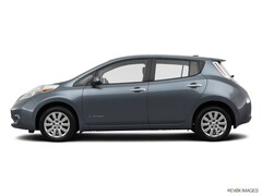 2015 Nissan LEAF S w/QC Hatchback