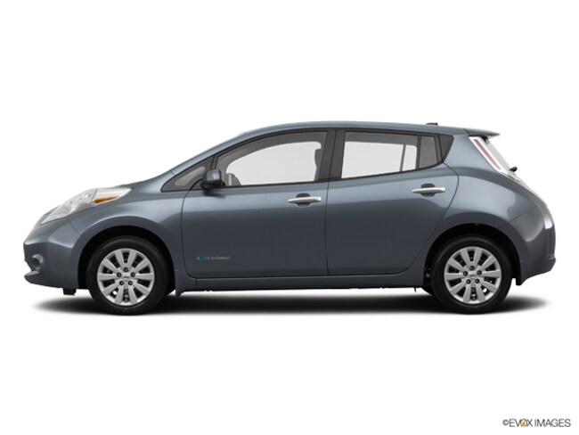 Used 2015 Nissan LEAF S Hatchback For Sale Aurora, CO
