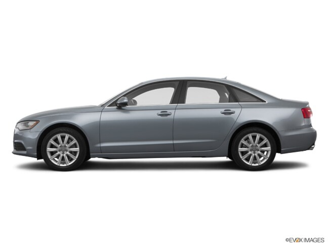 Used 2015 Audi A6 2.0T Premium Plus Sedan in Bernardsville