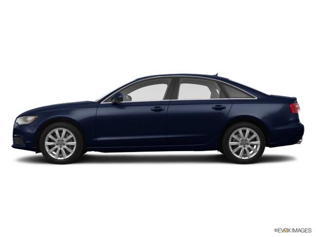 2015 Audi A6 2.0T Premium Sedan